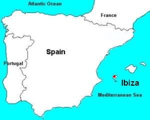 Ibiza On World Map.Ibiza Guide Popular Historical Places Attractions Climate Maps